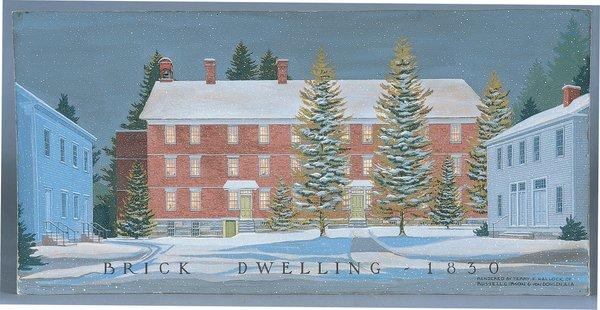 hancock shaker village christmas