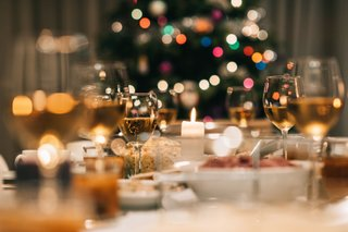 Christmas New year Dining berkshires