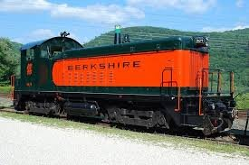 Berkshire railway