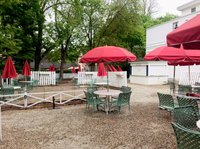 red lion inn outdoor dining