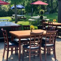 knox trail inn outdoor dining