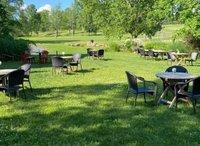 gedney farm outdoor dining
