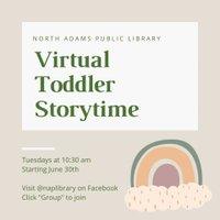 virtual toddler storytime