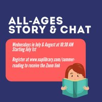All-Ages Story & Chat