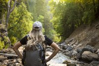 Hiking for all seasons summer