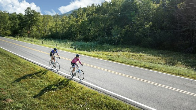 Roadbiking in the berkshires