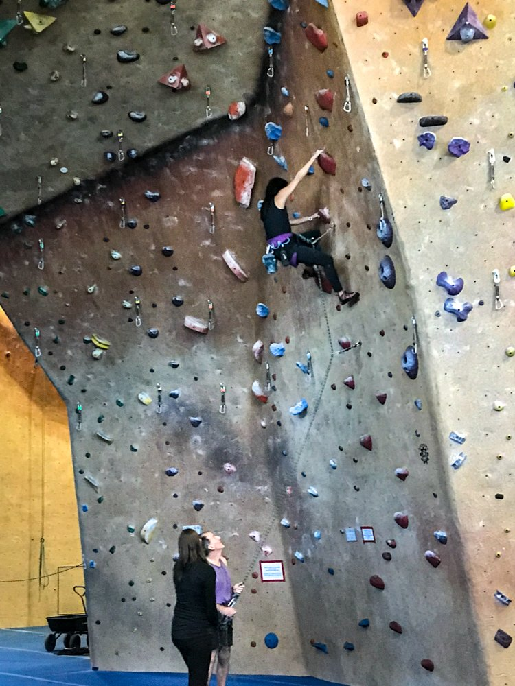Indoor Rock Climbing Berkshires