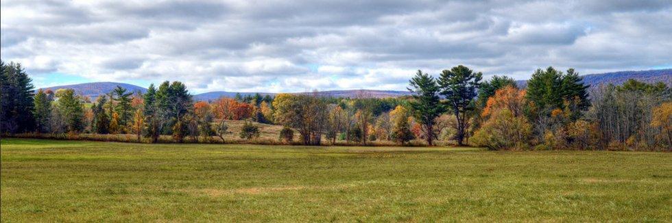 Berkshires Ma Landscape
