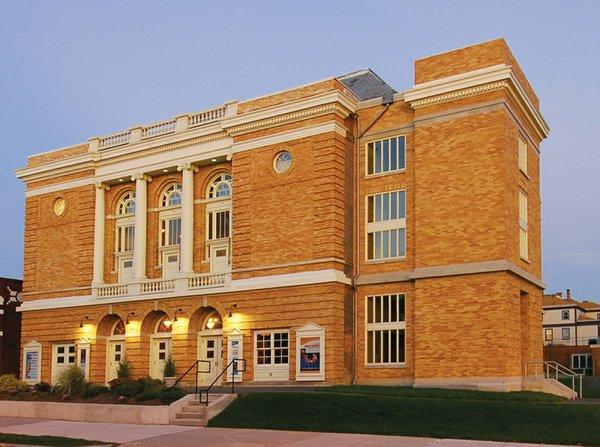 Colonial Theatre Pittsfield Ma