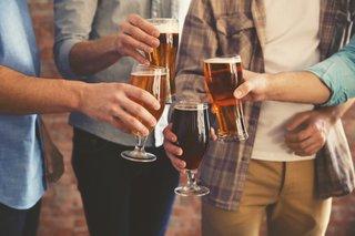 Beer tasting berkshires