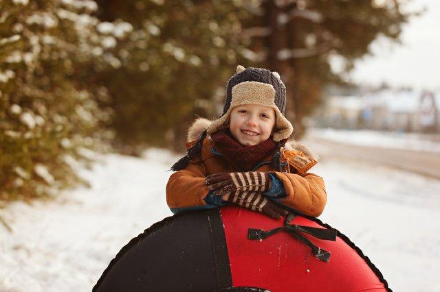 Snow Tubing in the Berkshires
