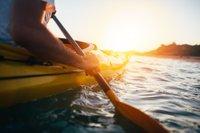 Kayaking in the berkshires