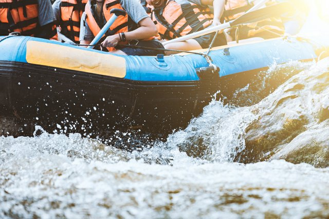 white water rafting berkshires