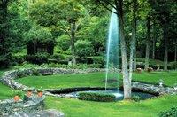 Ashuntilly Garden, Tyringham, MA